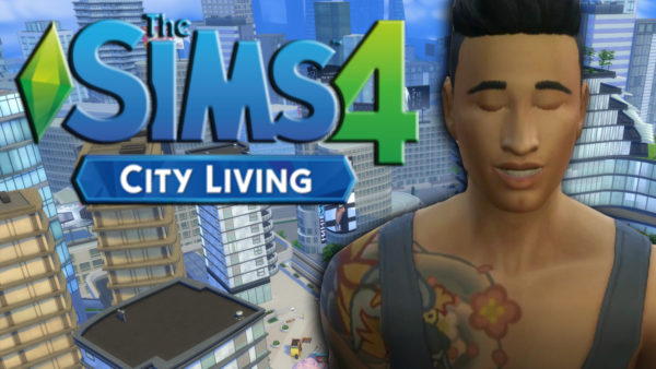 sims 4 city living gameplay