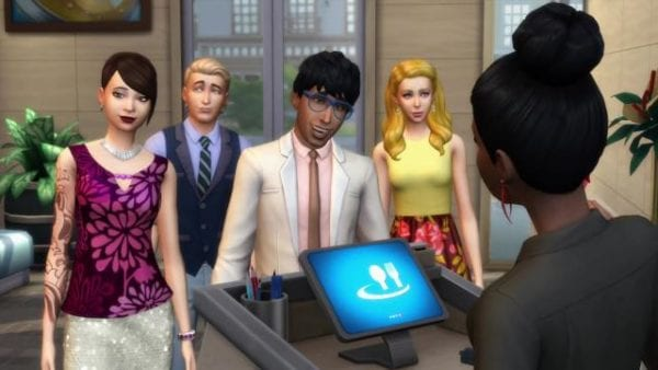 sims 4 how to change the npc characters