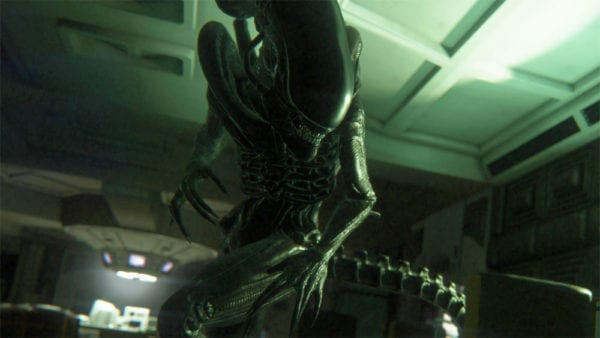scariest, moment, games, alien: isolation