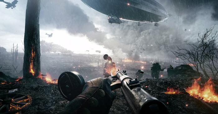 Battlefield 1 Behemoth