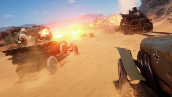 Battlefield 1 Servers Going Offline for Major Patch