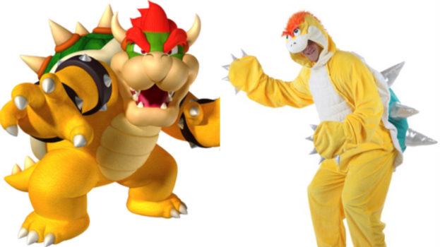 Bowser - Mario Series