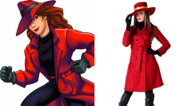 Carmen Sandiego - Where in the World is Carmen Sandiego?  sc 1 st  Twinfinite & 15 Video Game Costumes That Clearly Didnu0027t Get the Rights