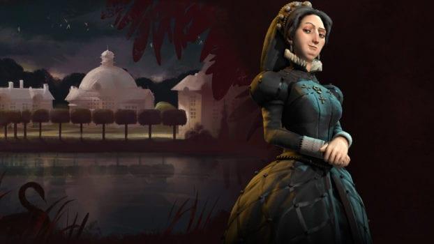 Catherine De Medici - Black Queen