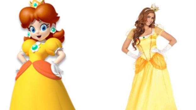 Daisy - Mario Series