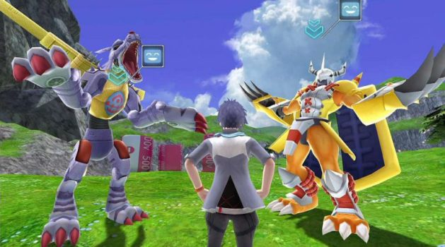 Digimon Story Cyber Sleuth - 75