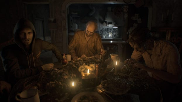 Resident Evil VII: Biohazard - Jan. 24