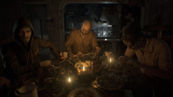 Resident Evil 7 could be the first-third party