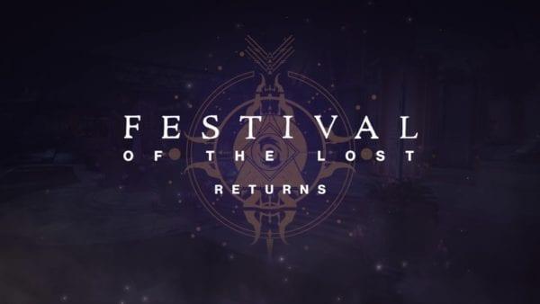 destiny, festival of the lost