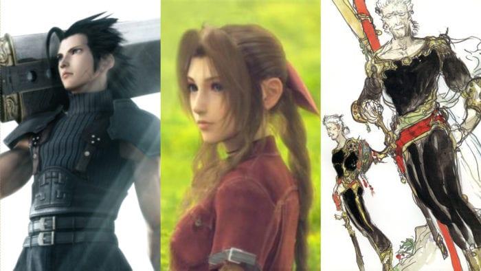 final fantasy archetypes