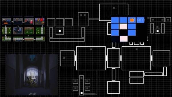 Fnaf 4 Map Cheat