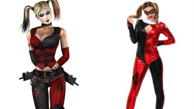 Harley Quinn - Batman Arkham Series