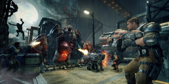 Gears of War 4 Horde 3.0