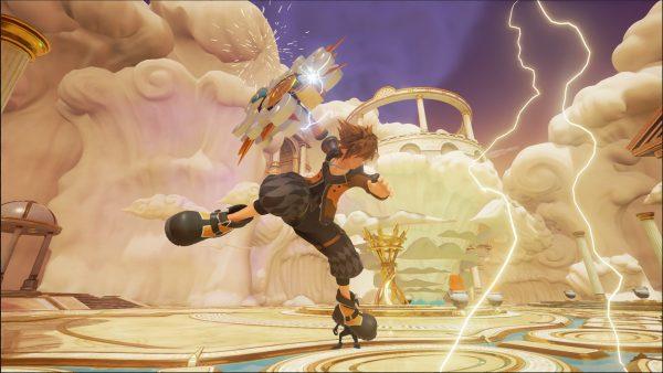 Kingdom Hearts III Guard