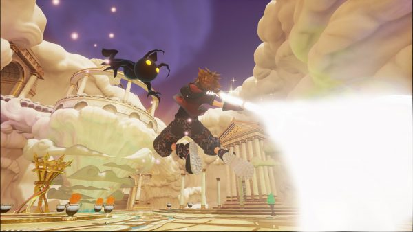 Kingdom Hearts III Valor