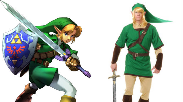 Link - The Legend of Zelda Series