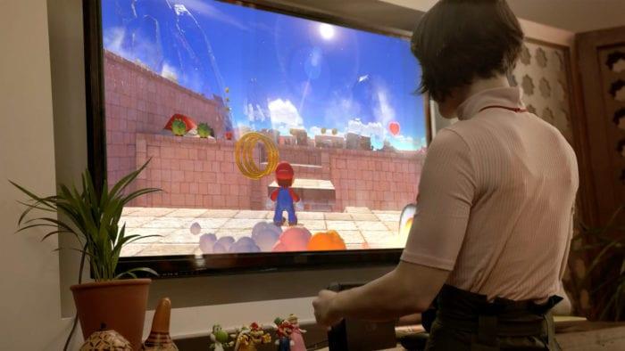 Mario Nintendo Switch 2