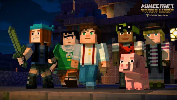 Minecraft Story Mode Telltale