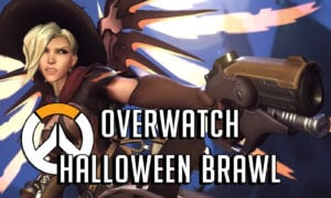 Overwatch Halloween Gameplay