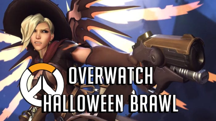 Overwatch Halloween Gameplay