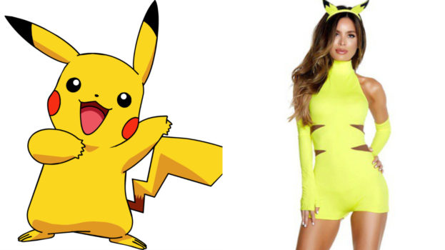 Pikachu - Pokemon Series