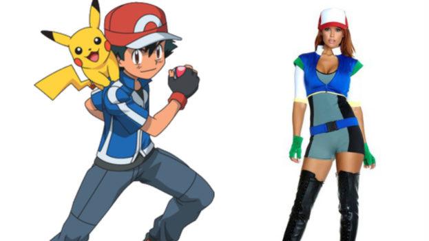 Pokemon Trainer.... or Ash? - Pokemon Series