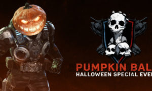 Gears of War 4 Halloween Event