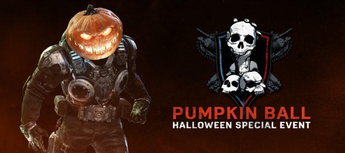 Gears of War 4 Halloween Event