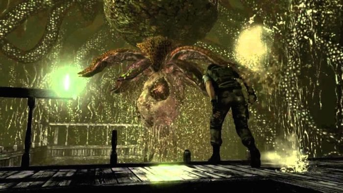Resident evil how to make the v jolt solution and use it for Plante 42 chris