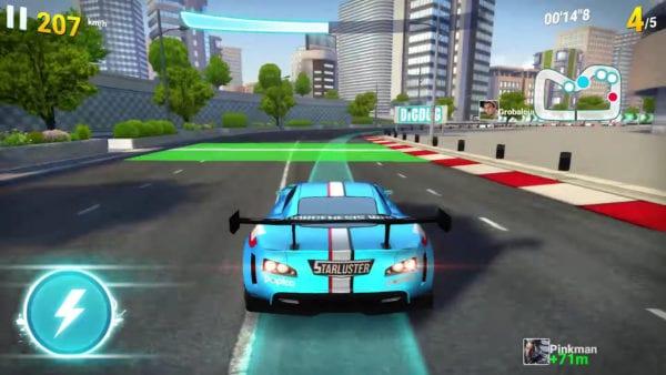 Ridge Racer: Draw & Drift