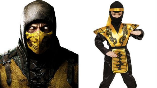 Scorpion - Mortal Kombat Series