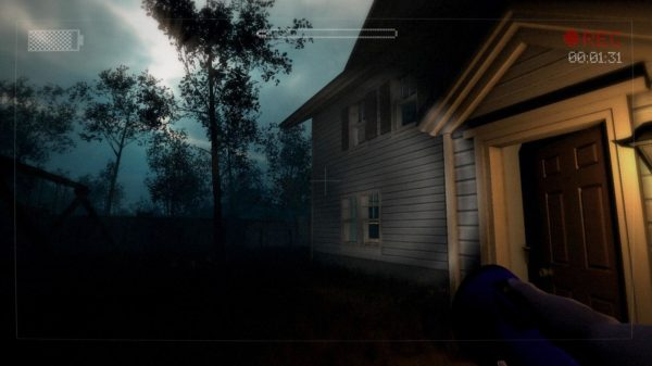 slender the arrival, xbox one, scary