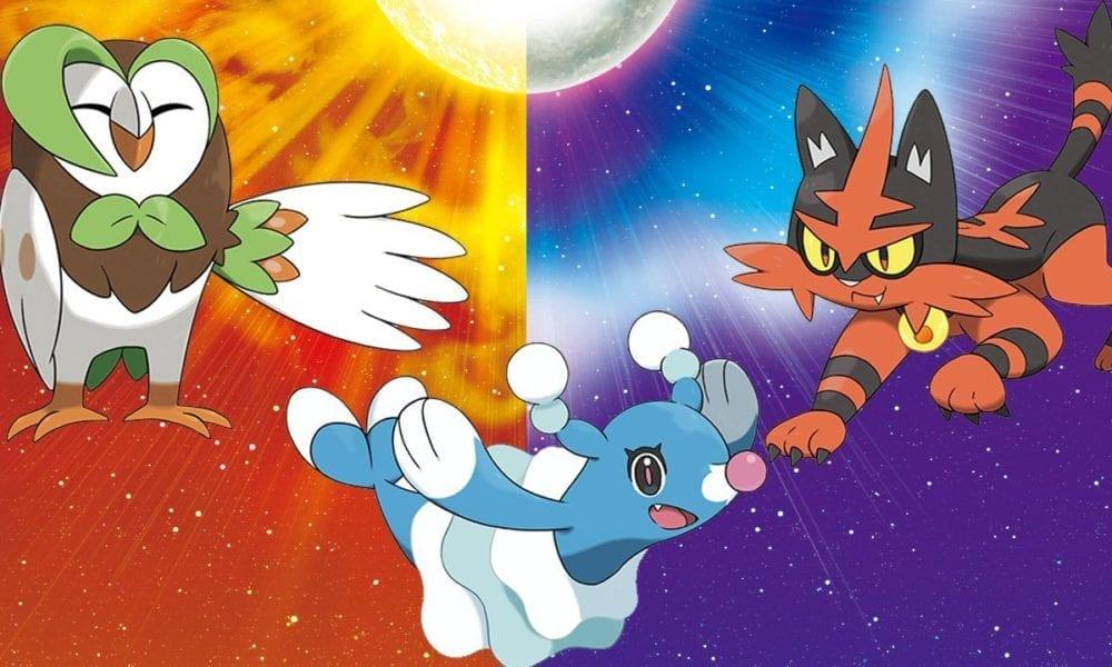 dartrix  torracat   u0026 brionne  which pokemon sun  u0026 moon