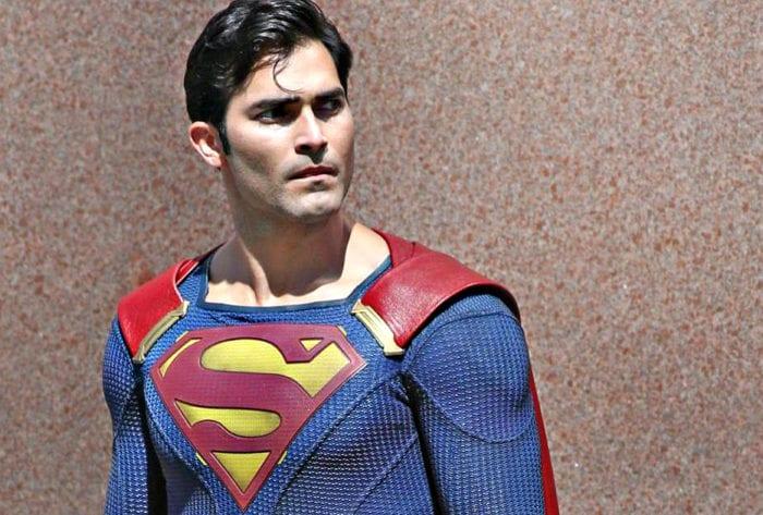 Tyler Hoechlin's Superman