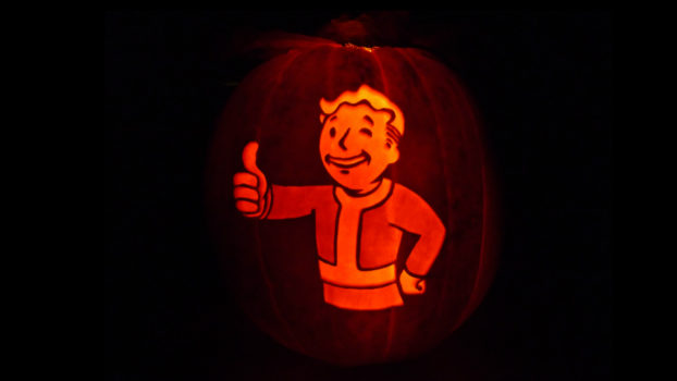 Vault Boy from the Fallout series