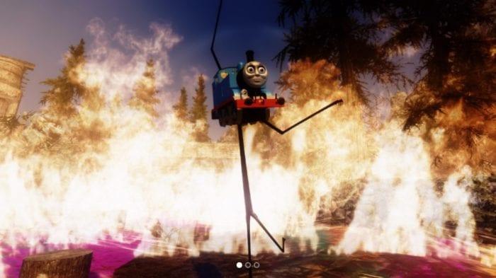 Xbox One Skyrim Funny Followers Mod