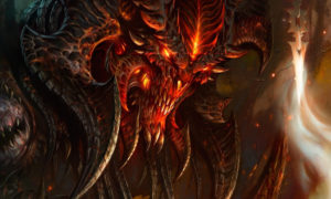 Diablo III, necromancer beta