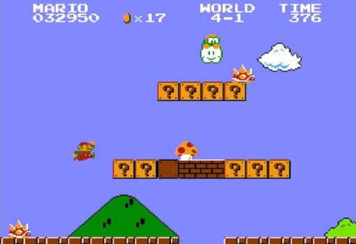 Super Mario Bros (1987)