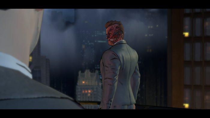 Telltale Batman Episode Four