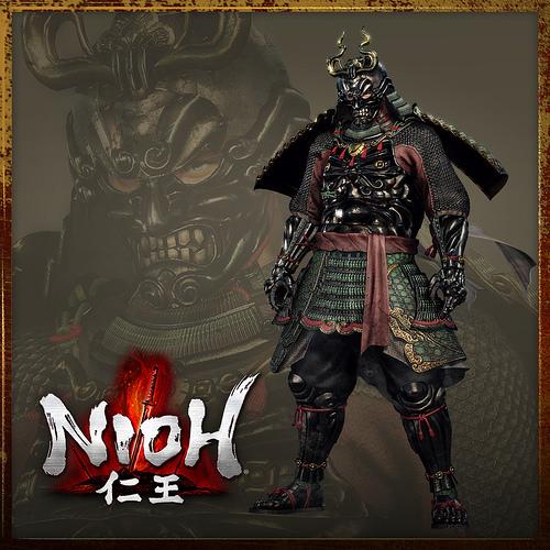 Nioh pre-order bonus