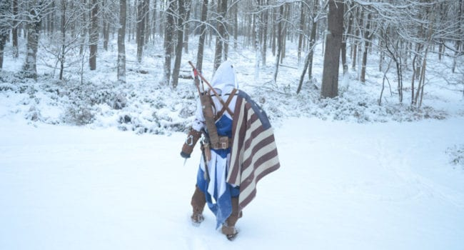 Connor Kenway - Assassin's Creed III
