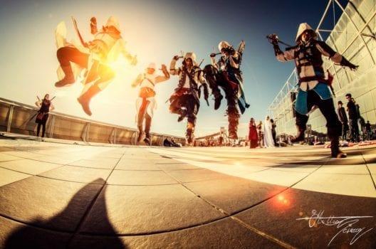 Group of Assassins