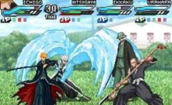 Bleach: Dark Souls (2007 - DS)