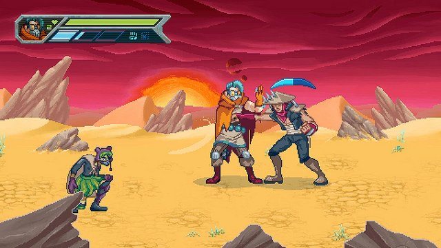 Way of the Passive Fist, PS4