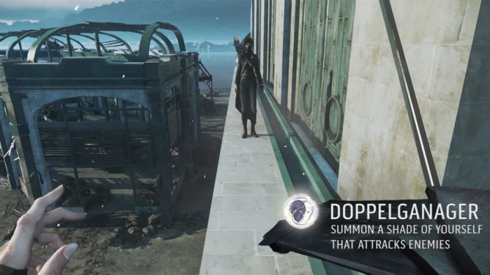 Dishonored 2 doppelganager
