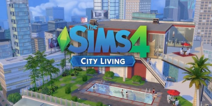 elevators in the sims 4 city living
