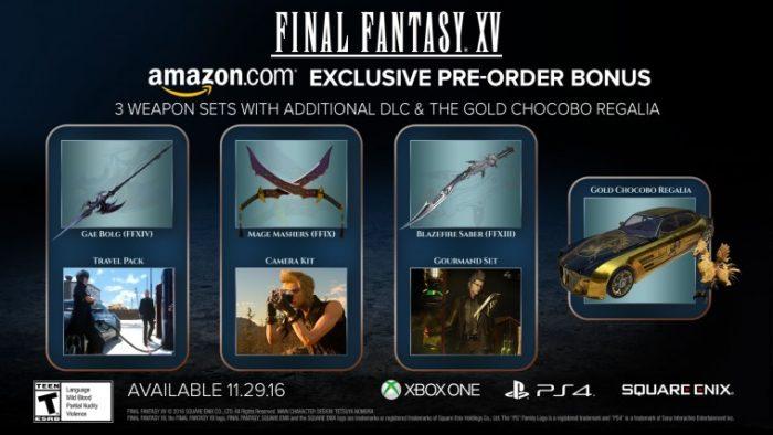 ffxv-amazon-exclusives