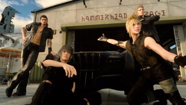 The Boy Band - Final Fantasy XV
