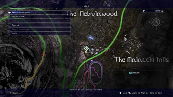 final fantasy xv, deadeye, behemoth