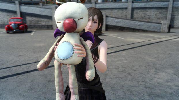 Iris Amicitia (Final Fantasy XV)